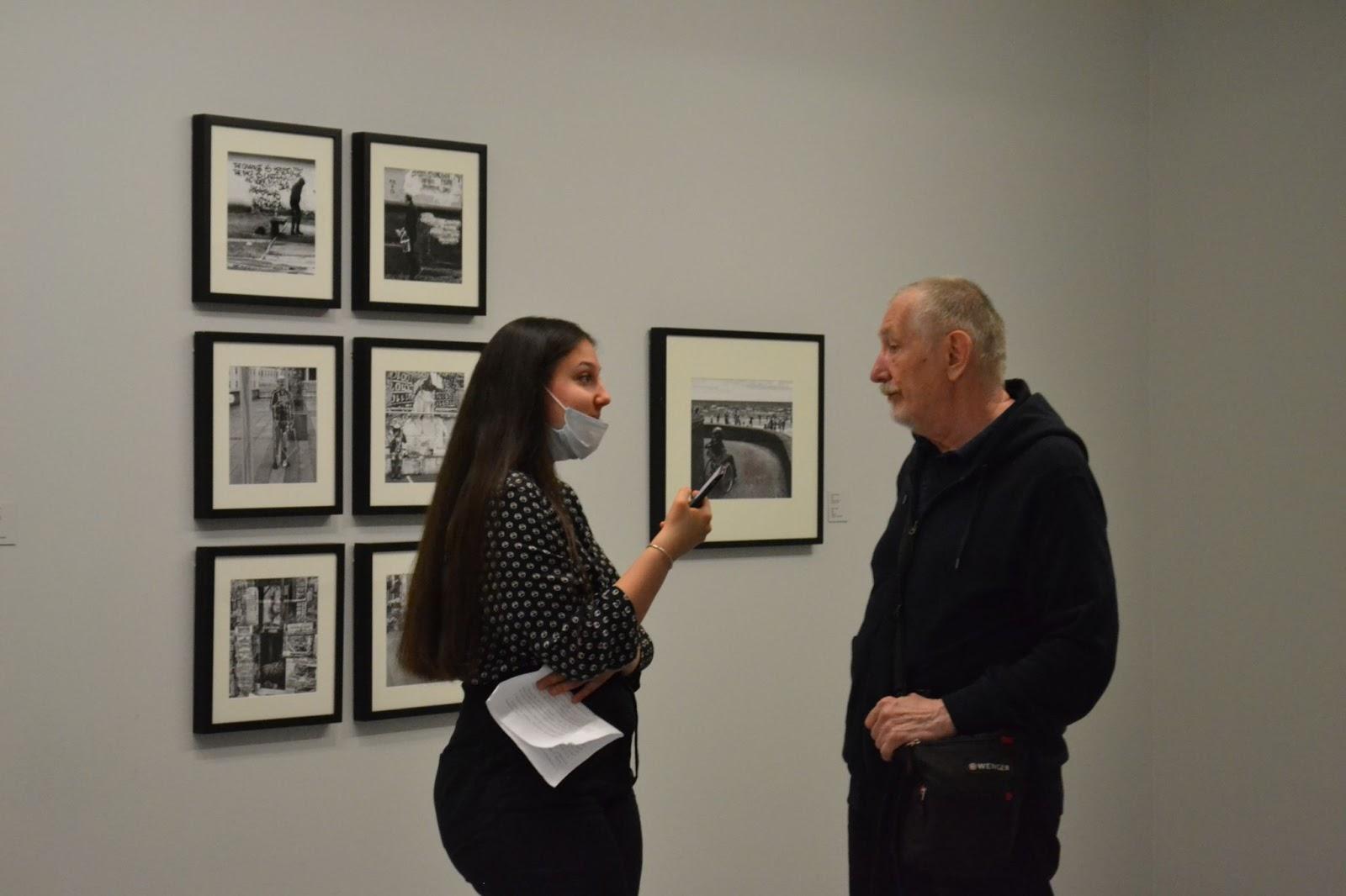 Интервью с фотографом Борисом Назаренко: о выставке в МАММ и уличной фотографии