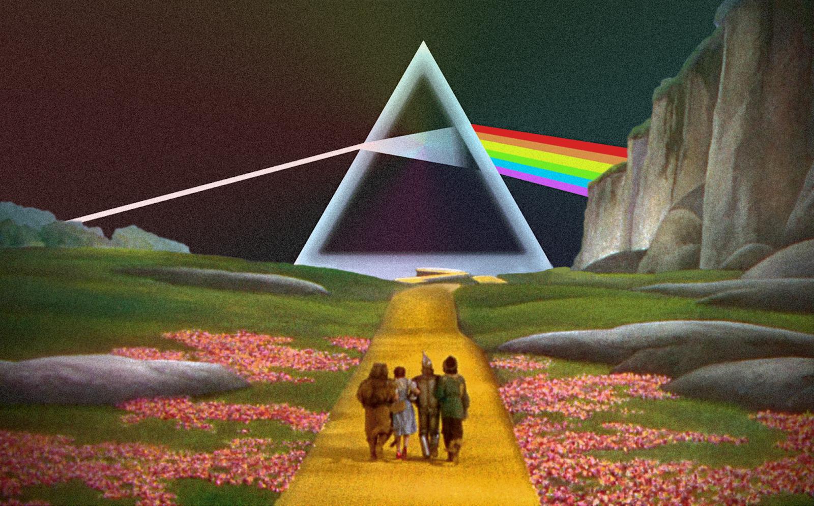 Темная сторона радуги: самая легендарная отсылка в рок-музыке