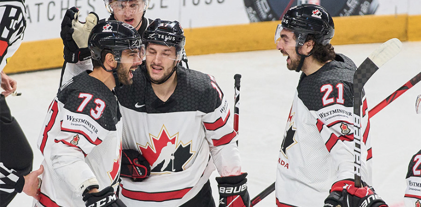 Сборная Канады выиграла Чемпионат мира по хоккею 2021