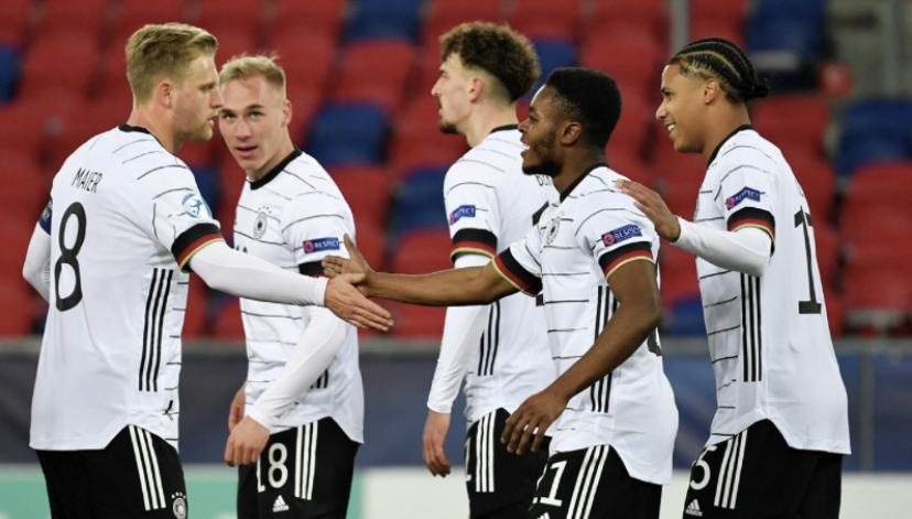 Сборная Германии выиграла молодежный Чемпионат Европы по футболу 2021