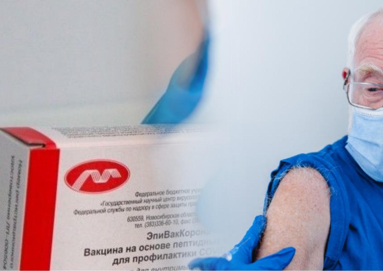 У половины привитых «ЭпиВакКороной» добровольцев не обнаружили антител