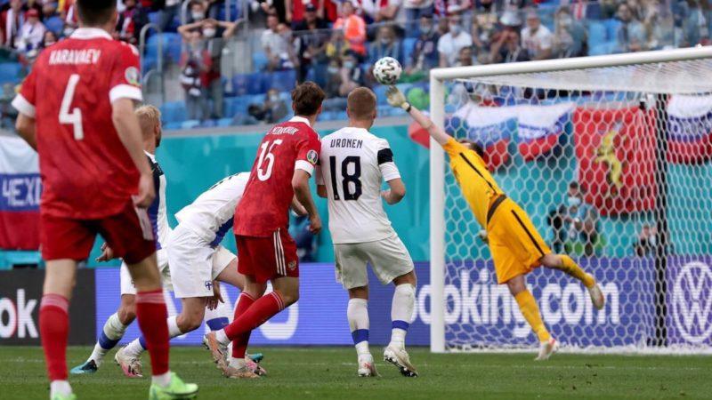 Сборная России победила на Чемпионате Европы впервые с 2012 года