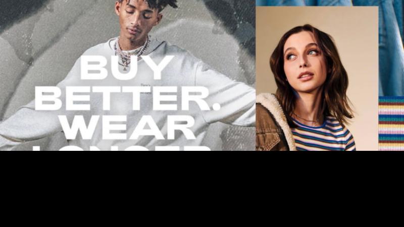 Levi's проводят эко-кампанию «Покупай осознанно. Носи дольше»