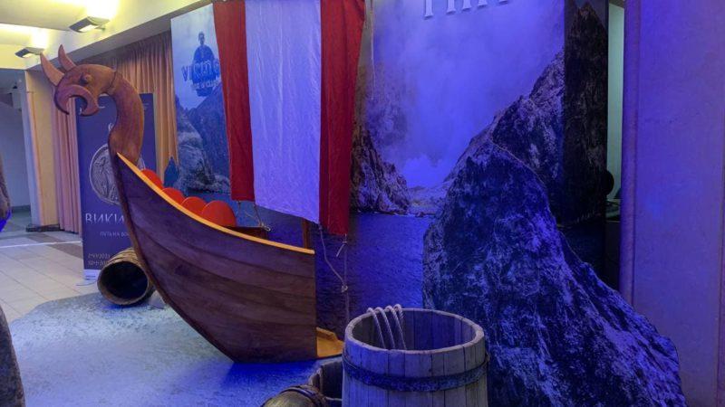 В Москве открылась выставка «Викинги. Путь на Восток»