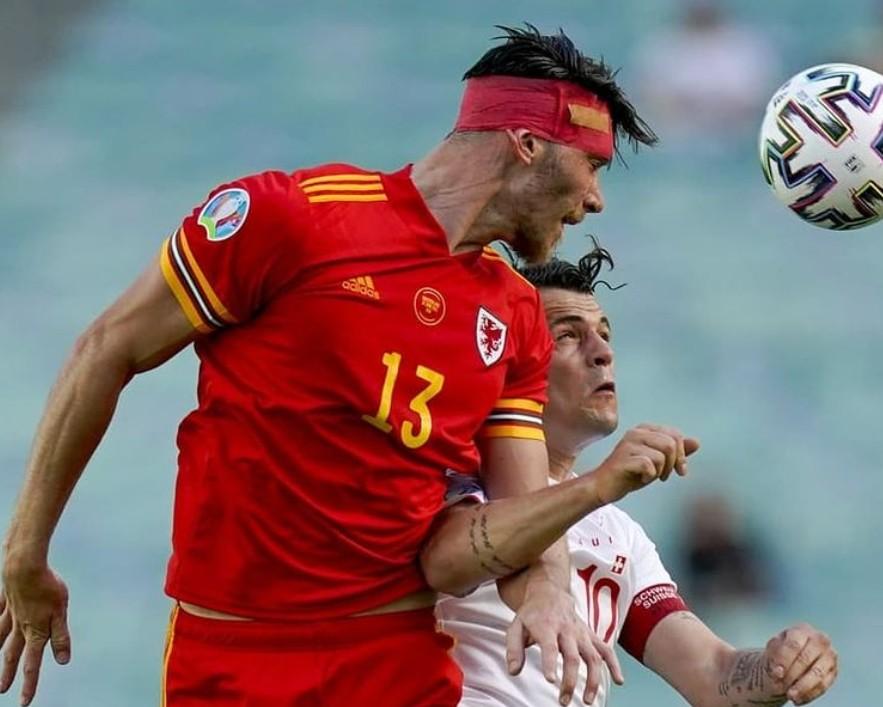 Сборные Уэльса и Швейцарии сыграли вничью на ЧЕ-2020