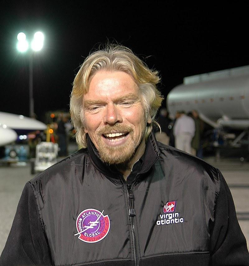 Британский бизнесмен Ричард Брэнсон успешно совершил полет в космос на своей ракете