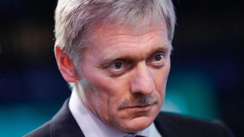 Песков назвал «оправданным гневом» обращение жителей омского села к Меркель по поводу ремонта дороги