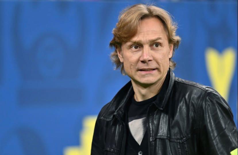 Валерий Карпин возглавил сборную России по футболу