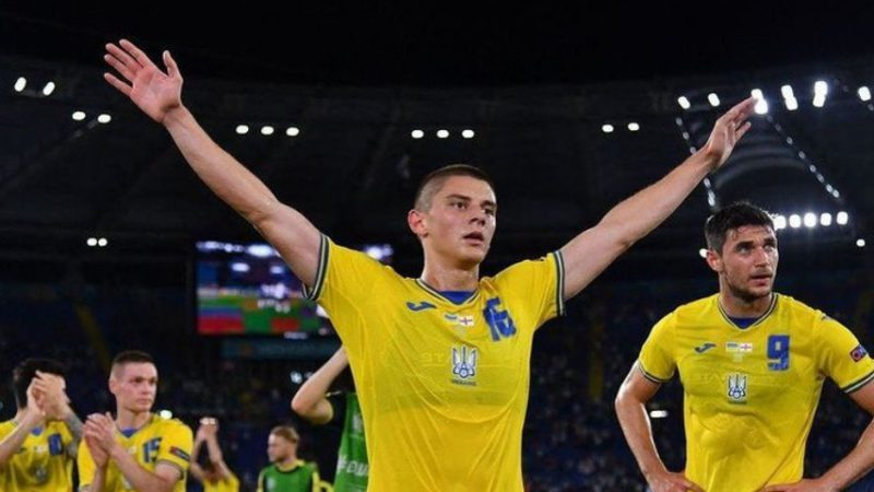 Фаворит обыграл команду-сенсацию: матч ЕВРО-2020 Украина-Англия