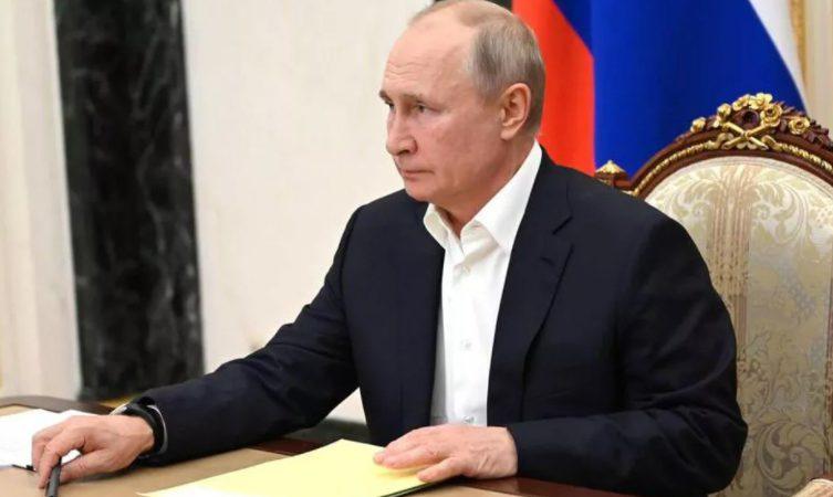 Путин подписал указ об утверждении обновленной стратегии нацбезопасности