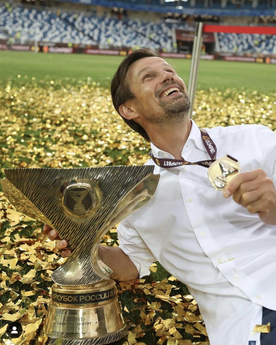 Зенит – обладатель Суперкубка России по футболу