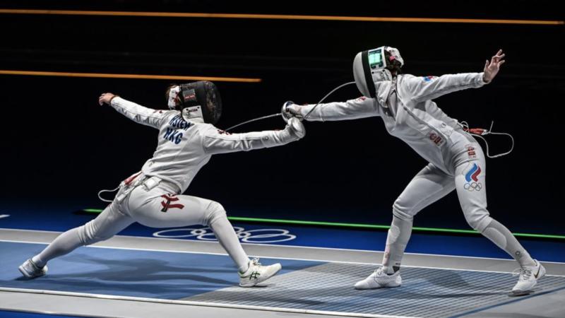 Российские клинки: результаты личного первенства среди женской шпаги на Олимпиаде 2020