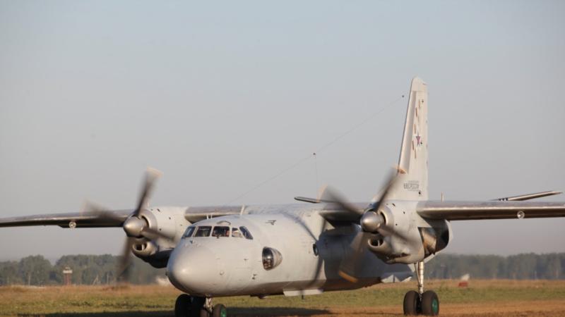 Пассажирский самолет Ан-26 потерпел крушение на Камчатке