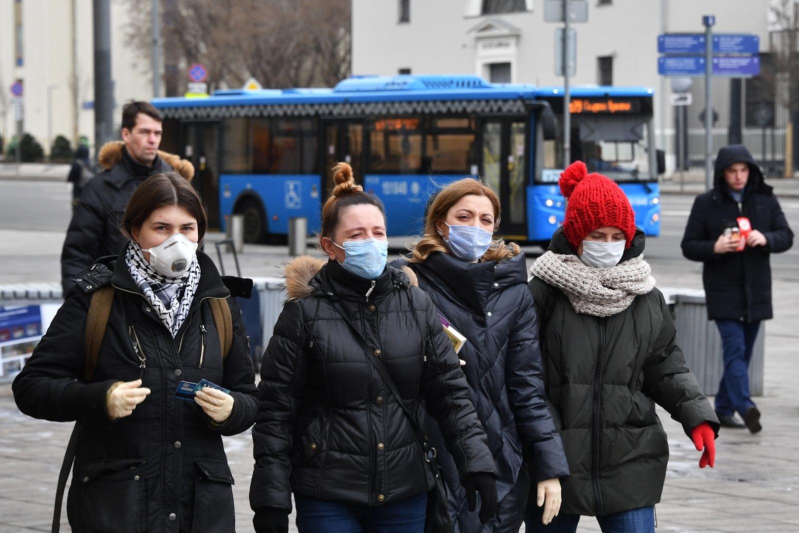 Собянин: пик заболеваемости Covid-19 в Москве пройден
