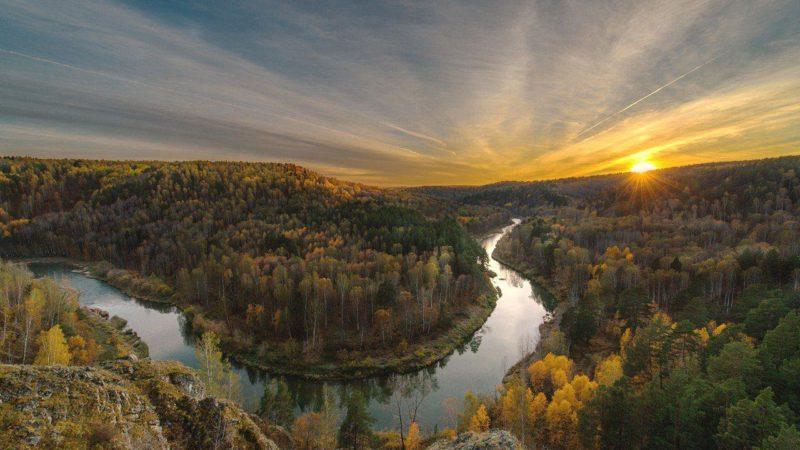 Всемирный фонд дикой природы рассказал о загрязнении почти 1500 км рек в Сибири из-за добычи золота