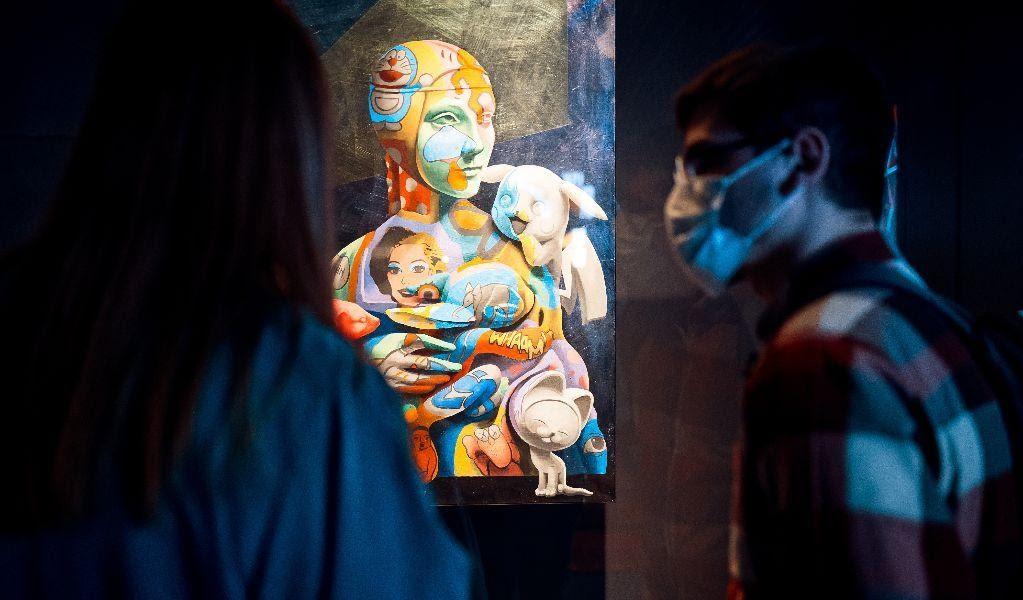 Искусство за лайки: Зарядье продолжает искать лучшего российского художника