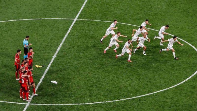 Испания завоевала победу, а Швейцария — наши сердца