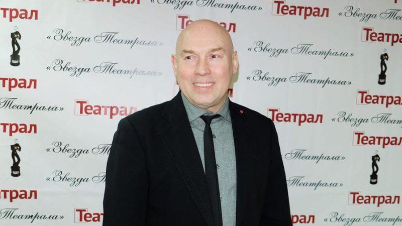 Виктор Сухоруков ушел из Театра им. Моссовета