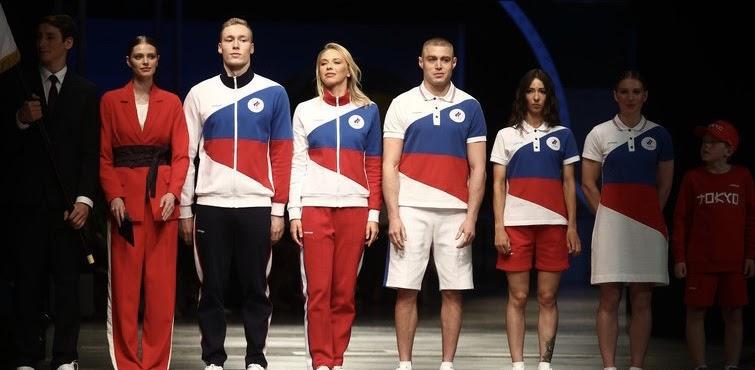 Олимпийская коллекция: одежда на Олимпиаде в Токио
