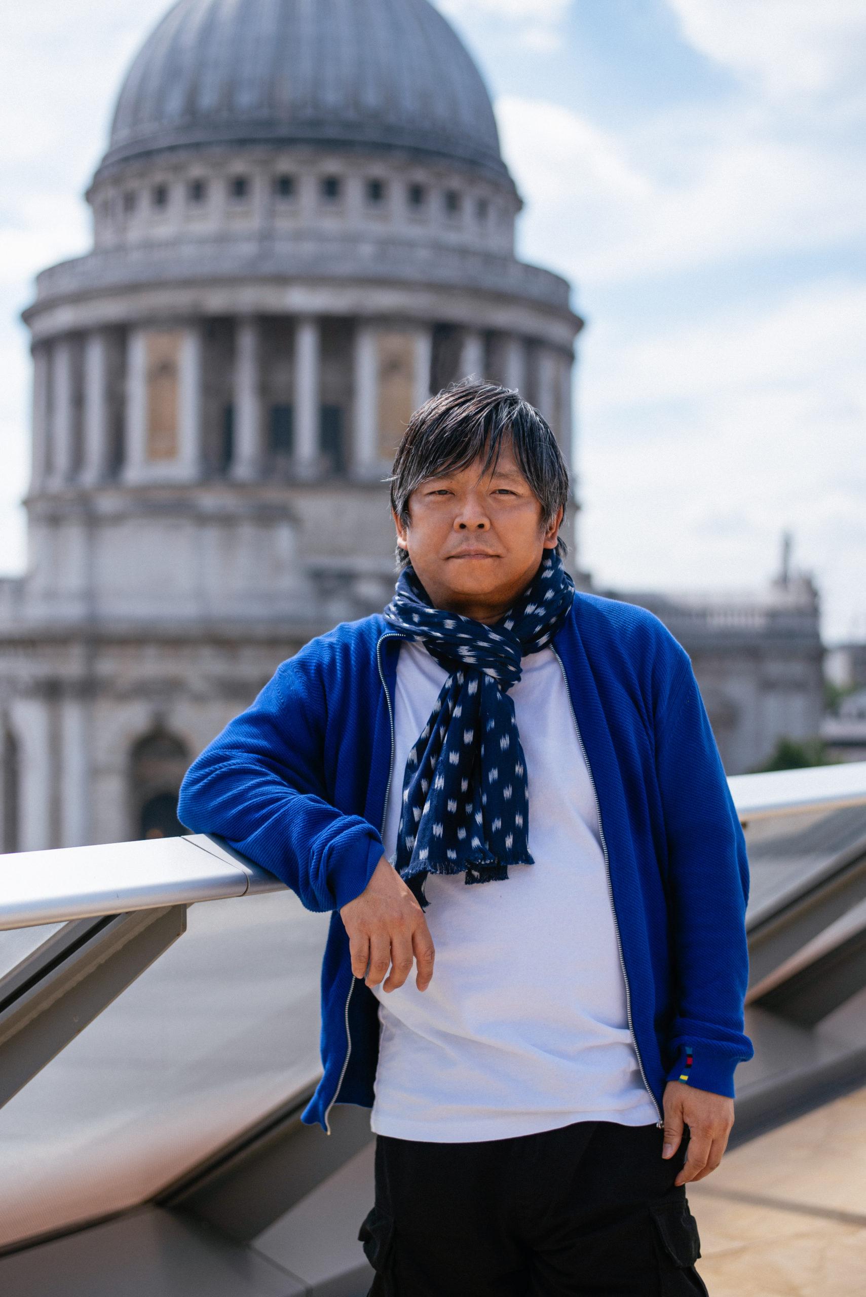 «Цифровое искусство — это как книга современных пророчеств»: интервью с Юсуке Акамацу