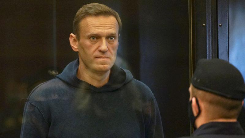 Следственный Комитет предъявил Навальному обвинение в создании организации, посягающей на права граждан