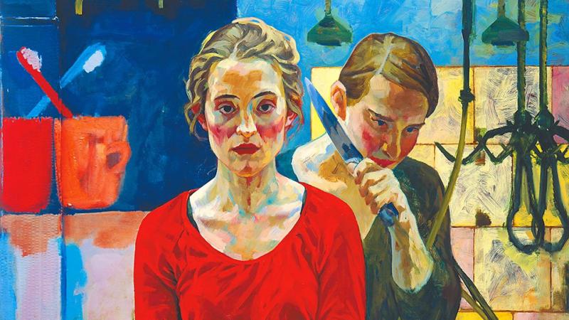 Ксения Хауснер: контраст, вызов и сила женского взгляда в искусстве